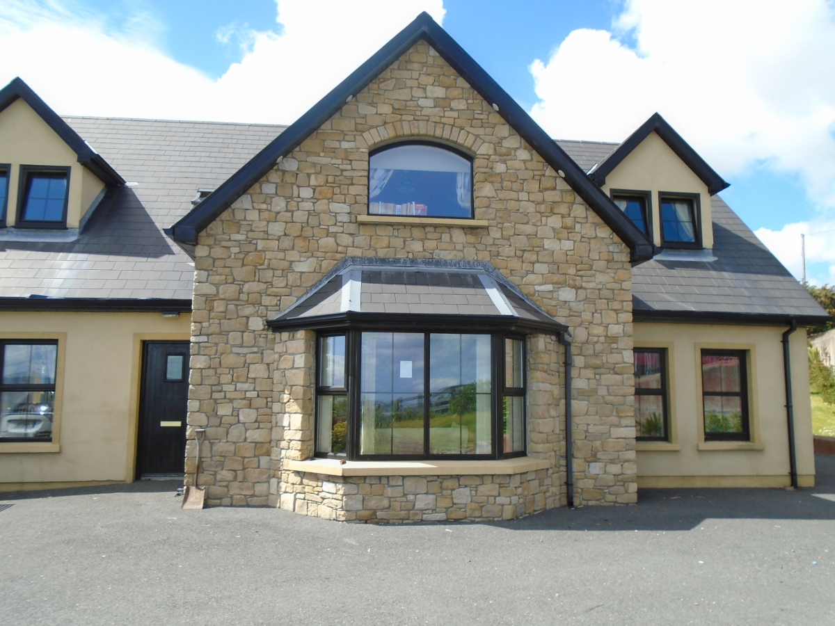 Stupendous Houses Buildings Inishowen Stone Work Largest Home Design Picture Inspirations Pitcheantrous