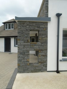 Liscannor Stone - Feature Wall