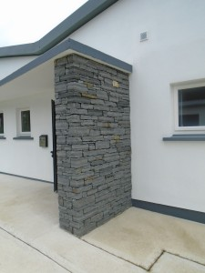 Liscannor Stone - Support Wall