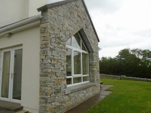 Donegal Quartz - Conservatory Gable  2