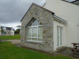 Donegal Quartz - Conseratory Gable 1