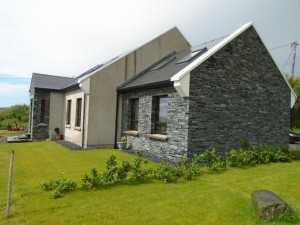 Donegal Slate - House Side View